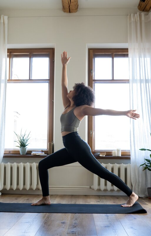 home fitness allenamento a casa